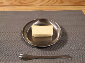 ミスターチーズケーキのチーズケーキいただきま~す