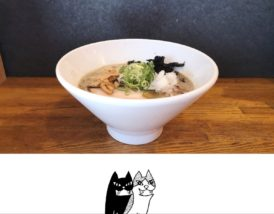 【静岡県掛川市】麺屋さすけ支店の煮干ラーメン