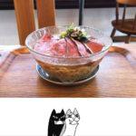 麺屋花枇さんの冷製ローストビーフ塩煮干(1,050円)
